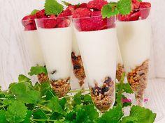 Piknik jogurt - osvežujoča sladica v kozarcu