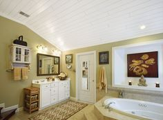 ceilings don't have to be boring | to be, there and home