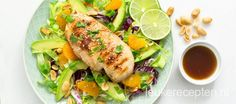 Salade met kip en mandarijn - Leuke recepten