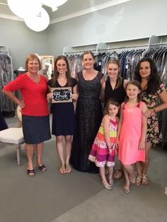 - Mother of the bride found her dress with the help from the  ladies of the family ! #ilovemydress #tcarolyn #tcdressedme #motherofthebridedress  #eveningdress #eveninggown #motherofthegroomdress
