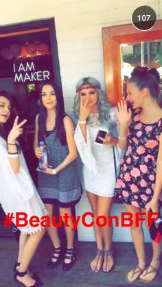 Bffs omg and the merrell twins