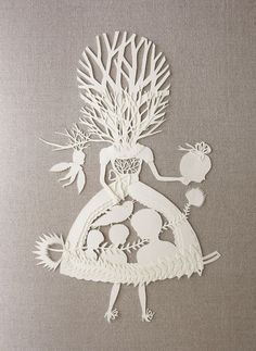 Inspired MStevens: Alive & Well: The Art of Paper Cutting
