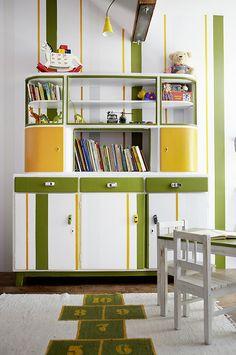 Kitchen cabinet refresh - Kredenc felújítás