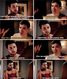 HTGAWM- Connor and Oliver