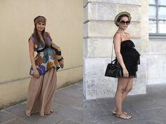 Embarazadas con estilo: Miroslava Duma Ideas y consejos: http://www.stylesyoulove.es/guia/ropa-de-premama-guia-embarazada-con-estilo