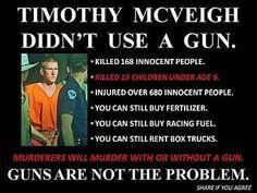 ....didn't use a gun....