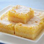 Lemon Squares | Kitchen Nostalgia