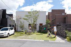 遊びごころいっぱい大きな庭に土管のある家。 – D'S STYLE(ディーズスタイル)
