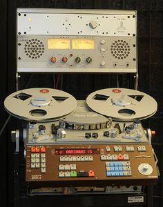 Nagra T Audio - the Tape Project Cd Audio, Audio Sound, Hifi Audio, Audio Room, Recording Equipment, School Equipment, Audio Equipment, Audio Mastering, Cassette Vhs