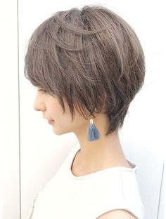 Asian Short Hair, Short Hair Updo, Short Hair Cuts, Short Hair Styles, Short Pixie, Pixie Cut, New Haircuts, Bob Hairstyles, Pixie Haircut
