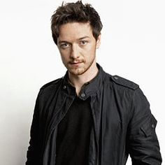James McAvoy...I have this thing for Europeans...oh, yes, THEY'RE TOO BEAUTIFUL FOR THEIR OWN GOOD!