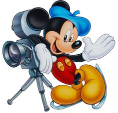 Minnie & Mickey│Mouse - #Mickey
