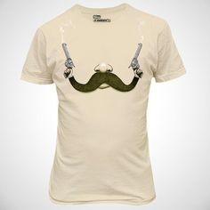 Handlebar Holdup Tee Men's now featured on Fab.