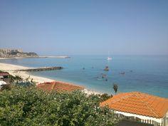 Пляж Паргелии. Вблизи Тропеа. Калабрия, Италия. # tropea #calabria #italy #beach