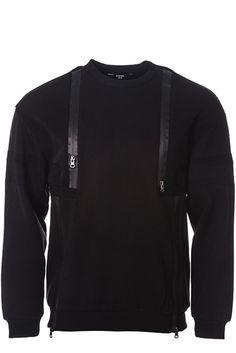 General Idea 004 Sweatshirt Black
