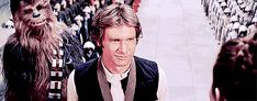 Hey, Remember How Hot Harrison Ford Was in Star Wars?: We can all breathe a sigh of relief, because Harrison Ford is back on the set of Star Wars: Episode VII following his injury.