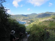 "Cinque Terre Trails to Limit Visitors in 2016 According to the Local.it news ""this summer, park authorities in the Cinque Terre will limit access to the Cinque Terre Trails to a fixed number of tourists, who will have to buy a special card online well in advance, although they are yet to establish what the figure …"