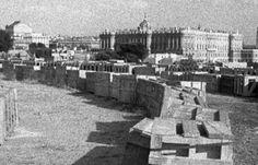El templo de Debod en cajas...