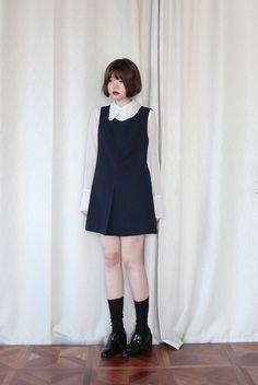 잠꾸러기 Mini dress