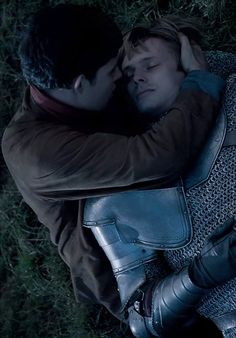 Why...WHY am I doing this to myself? Merlin ouchies.