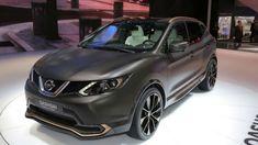 2020 Nissan Qashqai New Hybrid Suv Model Nissan Qashqai Nissan Nissan Xtrail