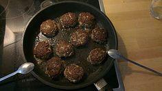 Saftige Frikadellen mit Avocado und Tahin (Rezept mit Bild)   Chefkoch.de