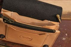 Vintage Wallet by Timeless Leather - Peter Fields