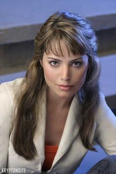 Most underused cast member of Smallville.  They had the potential to be like David and Maddy on Moonlighting but the producers never gave Lois much to work with.