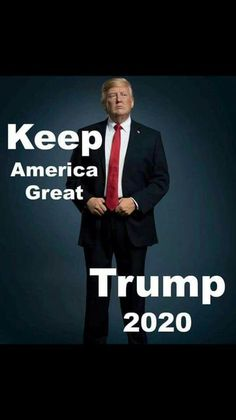 President Trump 2020 - Keep America Great: Father God, stand with him, protect him and streng. : President Trump 2020 - Keep America Great: Father God, stand with him, protect him and streng. Pro Trump, Trump Wins, John Trump, Trump Is My President, Vice President, Greatest Presidents, American Presidents, Juan Pablo Ii, Trump Train