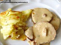 Un classico della nostra cucina un sontuoso arrosto di maiale al latte un sughetto buonissimo! Ricetta arrosto di maiale al latte