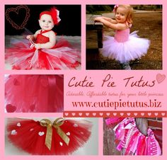 Adorable one of a kind tutus for your little princess. We offer a variety of completely handmade tutus, dresses, and accessories. Please contact me if you have any questions or would like to place an order. Or you can visit one of our pages below.   Facebook : https://www.facebook.com/cutiepietutusonlineshop Website: www.cutiepietutus.biz Etsy: https://www.etsy.com/shop/AbrahamTutus