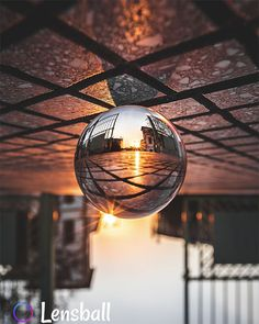 Original Lensball Pro off) Bubble Photography, Moonlight Photography, Magical Photography, Sunset Photography, Photography Tips, Reflection And Refraction, Golden Hour Photos, Photography Accessories, Rest Of The World