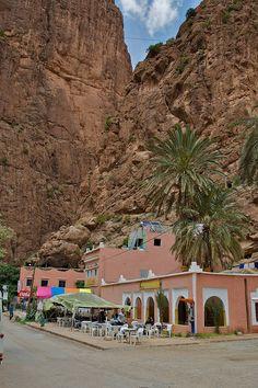 Etoile des Gorges, Todra Gorge, Morocco