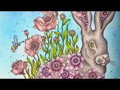 DAYDREAMS - DAGDROMMAR by Hanna Karlzon - prismacolor pencils - part 2 - YouTube