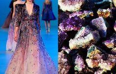 Moda & Naturaleza y Arte... en que se inspiran los diseñadores... ❤️❤️