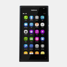 Nokia N9 3D Max - 3D Model