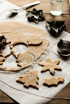 Sugar Cookie Tips #food #cookies #Christmas