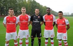 Arsenal five summer signing