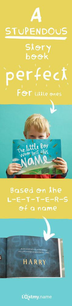 Make a child the hero of their own story with a book from Lost My Name. The adventure is based on the letters of a name, which makes for a truly personalized adventure. Your child will meet fantastic new friends and journey through some amazing places… all in one marvelous, magical storytime. Create and preview your book today, and we'll ship it anywhere in the world for free.