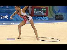 Amazing Gymnastics, Gymnastics Videos, Artistic Gymnastics, Gymnastics Girls, Rhythmic Gymnastics, Flexibility Dance, Gymnastics Flexibility, Gifs, Yoga Dance