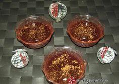 Κρέμα ρόδι συνταγή από tahitian - Cookpad Palak Paneer, Mousse, Pudding, Ice Cream, Sweets, Cooking, Ethnic Recipes, Desserts, Food