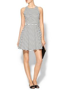 The Carling Skinny Dress - would be cute with a belt