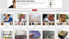 Pinning lifestyle images is a great way to share personality with your clients. Susan Parker, a Real Estate Broker from Greenville, NC, has obtained 3,500+ followers on Pinterest by having boards about beauty/health tips, home design ideas, DIY projects,