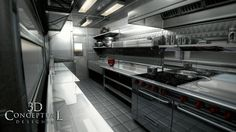 Food Truck Kitchen Design | 3DconceptualdesignerBlog: Project Review: The Great Food Truck Race