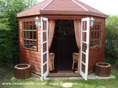 Move Over Man Caves - There's a New Trend on the Rise: Bar Sheds