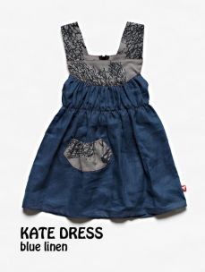 beautiful children's clothing - though I'd like that dress myself....