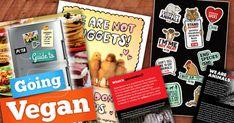 Get Free Samples, Marketing Materials, Peta, Going Vegan, Money, Silver, Maps