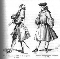 18th Century Europe till the French Revolution - History of Fashion Design