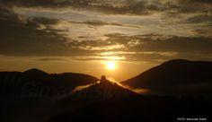 Hajnáčka- územie nielen hradov ale aj viac ako stovky vulkánov