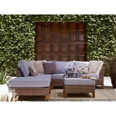 Shop for Piedmont 9 Piece Sectional Sofa Set. Get free delivery at Overstock.com - Your Online Garden